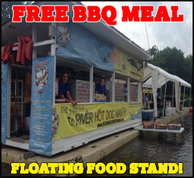 Free BBQ Meal!